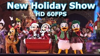 Download Mickey's Most Merriest Celebration - Holiday / Christmas - Multi Angle PandaVision - Magic Kingdom Video