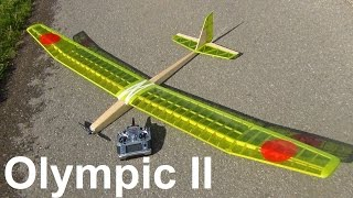 Download Olympic II, a classic glider Video