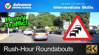 Download Rush-Hour Roundabouts | Learning to drive: Intermediate skills Video
