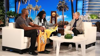 Download Ellen Pays Tribute to Kobe Bryant's Legacy Video