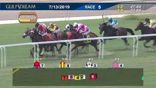 Download Gulfstream Park Replay Show | July 13, 2019 Video
