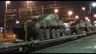 Download Secret military trains November 2017 - Suomi Finland 100 special video Video