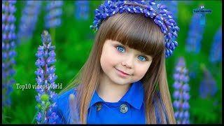 Download Top 10 Most Beautiful Kids In The World - Most Famous Prettiest Child In The World Video