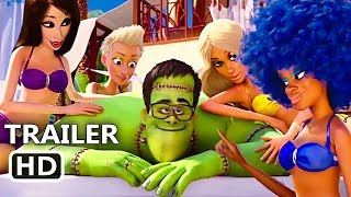 Download MONSTER FAMILY Official Trailer (2017) Animation, Comedy Movie HD Video