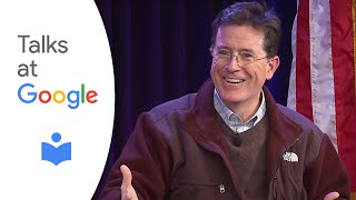 Download Stephen Colbert: ″America Again: Re-Becoming the Greatness We Never Weren't″ | Talks at Google Video