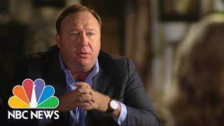 Download Alex Jones Of 'Infowars,' Conspiracy Theories, And Trump Campaign (Full) | Megyn Kelly | NBC News Video