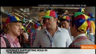 Download 'The Internship' Sneak Peek: Google's Supporting Role Video