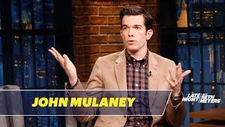 Download John Mulaney's Grandma Schools Seth on Mispronouncing ″Gerrymander″ Video