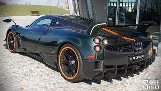 Download Collecting My Friend's New PAGANI HUAYRA BC! Video