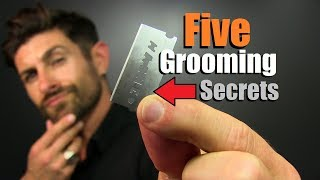 Download 5 Grooming Secrets ONLY Handsome Men Know! Video