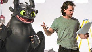 Download Kit Harington vs Toothless Funny Clip - HOW TO TRAIN YOUR DRAGON 3 (2019) Video