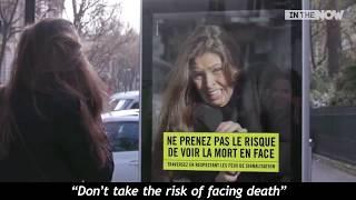 Download French Crosswalk Safety Advertisement - Pedestrians - Road Safety Video
