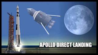 Download Apollo direct landing - Orbiter Space Flight Simulator 2010 Video