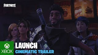 Download Fortnite - Launch Cinematic Trailer Video