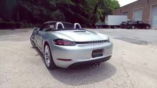 Download New 718 Porsche Boxster Flyover Video