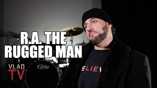 Download RA the Rugged Man: Every Industry Has Blacklisting, My Career Got Blacklisted Video