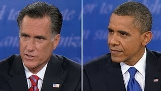 Download Obama to Romney: U.S. Uses Less 'Horses and Bayonets' Today - Presidential Debate 2012 Video