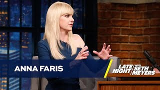 Download Anna Faris Explains Why Threesomes Sound Better Than They Actually Are Video