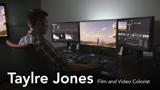 Download Taylre Jones Film and Video Colorist | Lynda from LinkedIn Video