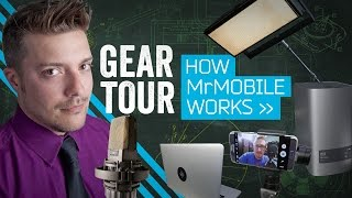 Download How MrMobile Works: Video Gear Tour Video