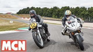 Download Celebrating 65 years of Norton at the TT   Features   Motorcyclenews Video