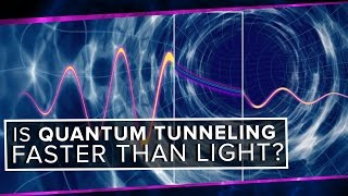 Download Is Quantum Tunneling Faster than Light? | Space Time | PBS Digital Studios Video