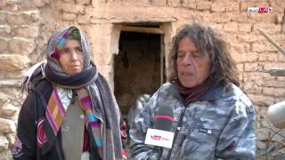 Download سعيدة (إمرأة الكهوف) 50 سنة رفقة الحيوانات بعيدا عن البشر 08 مارس 2015 Video
