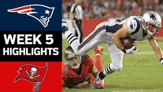 Download Patriots vs. Buccaneers | NFL Week 5 Game Highlights Video