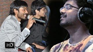 Download Tamil Movie Gossip - Dhanush writes lyrics for one song in Vijay's Kathi |நாங்க சொல்லல்ல Video