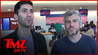 Download Nev and Max: Women Are Better At Catfishing! | TMZ TV Video