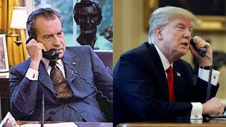 Download As Calls Grow to Impeach Trump, Former Nixon Counsel John Dean Sees ″Echoes of Watergate″ Video