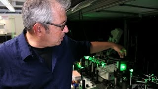 Download Straight Out of Star Trek: How an NYU Physicist Made the Tractor Beam a Reality Video