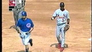 Download Dusty Baker-Tony La Russa spat, Cubs-Cardinals, Sept. 3, 2003 Video