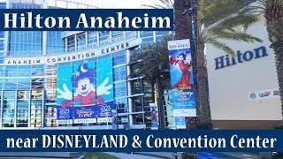 Download Hilton Anaheim - near Disneyland and Convention Center - Room Tour Video