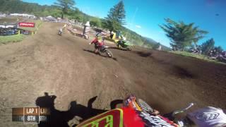 Download GoPro: Justin Hill Moto 2 - Washougal MX Lucas Oil Pro Motocross Championship 2016 Video