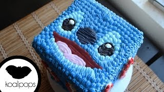 Download Stitch Cake | Disney | How to Video