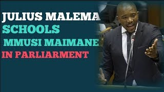 Download Classic response by Julius Malema to Mmusi Maimane Video