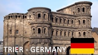 Download Trier in Germany Tourism Tourismus - Trèves - Germany's oldest Town - Deutschland Travel Trèves Video