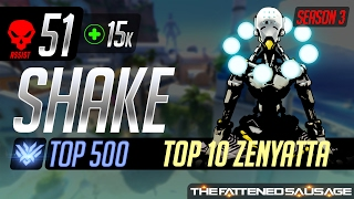 Download [Top 500] Pro Zenyatta Gameplay by Shake on Ilios Video