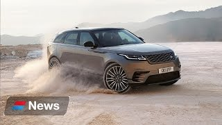 Download Range Rover Velar 2017 first look Video