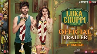 Download Luka Chuppi Official Trailer | Kartik Aaryan, Kriti Sanon, Dinesh Vijan, Laxman Utekar | Mar 1 Video