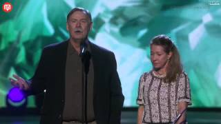 Download Ken and Roberta Williams (Sierra) - The Game Awards 2014 Video
