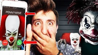 Download (PENNYWISE CAME TO MY HOUSE) DONT CALL PENNYWISE THE CLOWN ON FACETIME AT 3 AM | Video