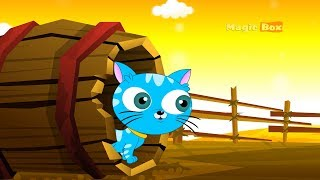 Download Ding Dong Bell - English Nursery Rhymes - Cartoon And Animated Rhymes Video