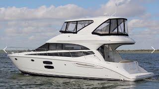 Download 2016 Meridian 441 Sedan Bridge Yacht For Sale at MarineMax Dallas Yacht Center Video