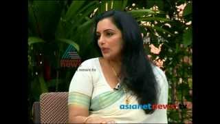 Download Shweta Menon (Swetha), beautiful and stunning, talks to Asianet News, Part 1, Onam Special Video