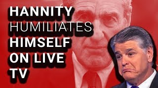 Download Sean Hannity BRUTALIZED on Live TV Over His Lies Video