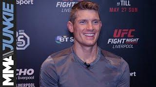 Download UFC Liverpool: Stephen 'Wonderboy' Thompson full pre-fight interview Video