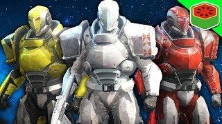 Download POWER RANGERS CHALLENGE! | Destiny 2 - The Dream Team Video