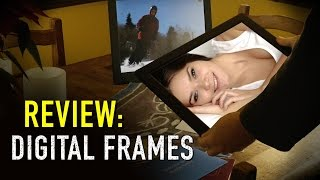 Download Nixplay & Pix-Star Wi-Fi Cloud Digital Photo Frame Review Video